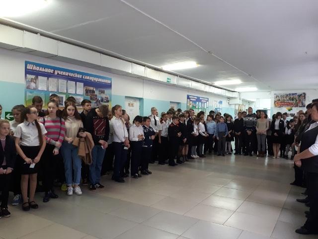 В Геленджике прошла первая муниципальная Олимпиада по основам православия