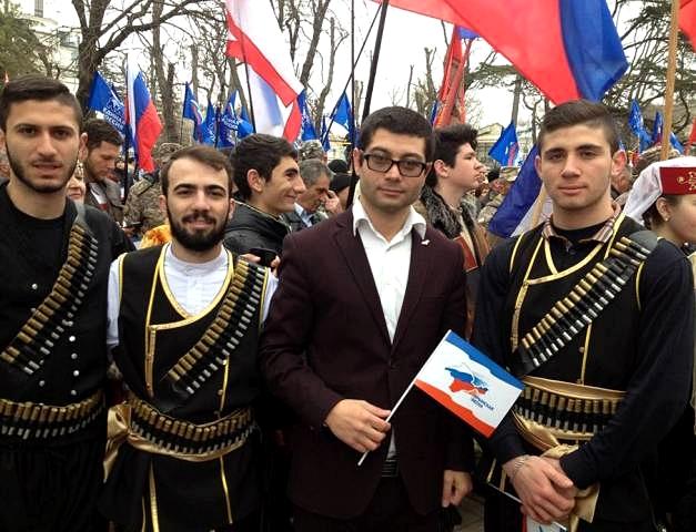 Греки Крыма празднуют третью годовщину воссоединения Крыма с Россией