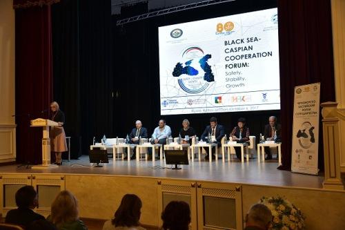В Ростове-на-Дону прошел Черноморско-Каспийский Форум Сотрудничества