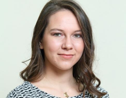 Знакомство с участниками молодежного конкурса «Лидер года».  Христина Кирьязи