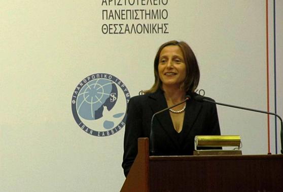 Татьяна Триандафилиди: Русский начнем изучать с алфавита