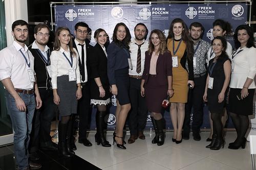 «Лидер года 2017» среди греческой молодежи России определен!
