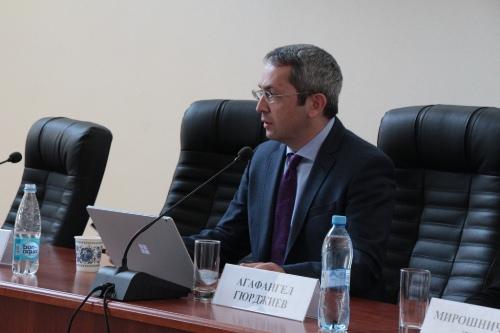 В Кубанском университете прошла открытая лекция «Роль греков в истории России»