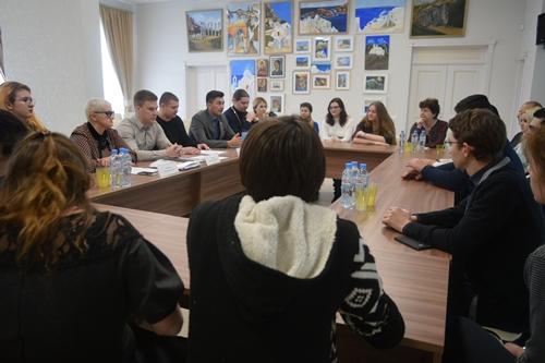 В Греческом центре Геленджика подвели итоги года и наметили планы на будущее