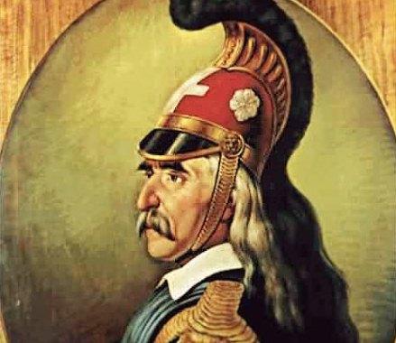 День памяти национального героя Греции Феодороса Колокотрониса
