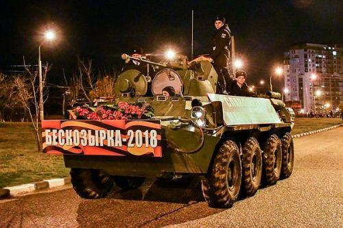 Акция «Бескозырка» прошла в Новороссийске