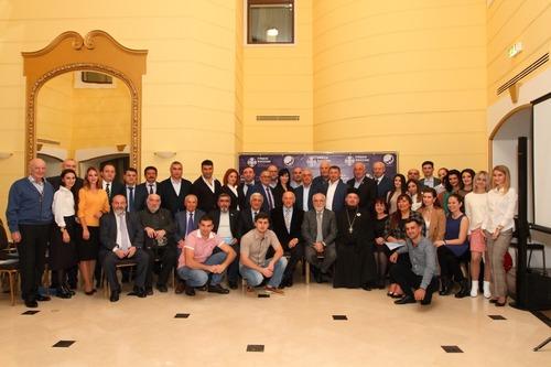 Στην Αγία Πετρούπολη πραγματοποιήθηκε η διευρυμένη συνεδρίαση του Συμβουλίου της Ομοσπονδίας Ελληνικών Κοινοτήτων Ρωσίας