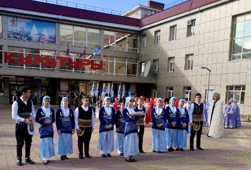 «Во славу Кубани, на благо России»