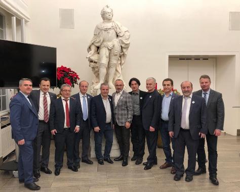 Греки Москвы и Дюссельдорфа подписали договор о побратимстве