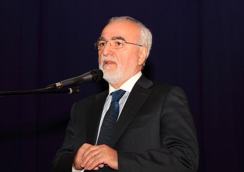 Ιβάν Σαββίδης: «Εύχομαι ολόψυχα σε όλους για το νέο έτος ευτυχία, ειρήνη και ευημερία»