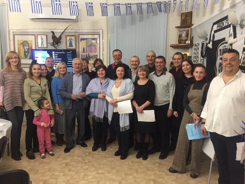 Рождественские встречи в Ростове