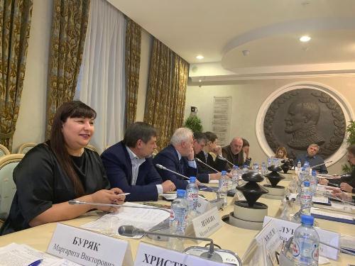 В Общественной Палате РФ обсуждали общность духовного и культурного наследия России и Греции