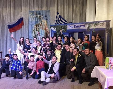 Премьера спектакля-мюзикла, посвященного освобождению Греции от османского ига, состоялась в Ставрополе