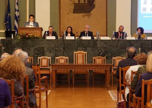 Στη Θεσσαλονίκη έλαβαν χώρα τα εγκαίνια του Διεθνούς Επιστημονικού Συνέδριου «Η Γενοκτονία των χριστιανικών πληθυσμών της Οθωμανικής Αυτοκρατορίας και οι συνέπειές της (1908-1923)»