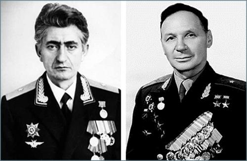 Владимир Коккинаки и Яким Янаков: переплетение судеб