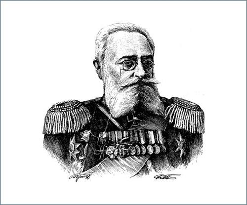 Новое на сайте: Отечества достойные сыны. Государственные деятели. Николай Егорович Никифораки