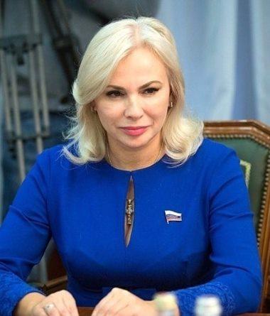 Поздравление Ольге Ковитиди в связи с назначением на должность сенатора