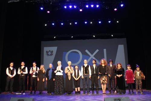 Спектакль «Память поколений», посвященный Дню «Охи», показали в Ростове-на-Дону