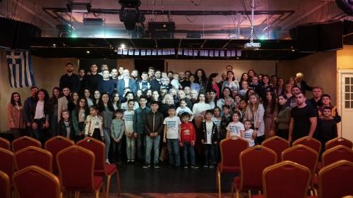 Праздничный концерт, посвященный Дню «Охи», состоялся 27 октября в Краснодаре