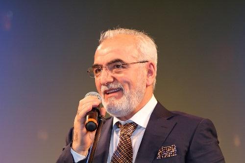 Ιβάν Σαββίδης: «Την παραμονή του Νέου Έτους 2020 και των Χριστουγέννων με όλη μου την καρδιά σας εύχομαι εκπλήρωση των μεγαλύτερων επιθυμιών σας, υγεία, ευτυχία, ειρήνη και ευημερία!»