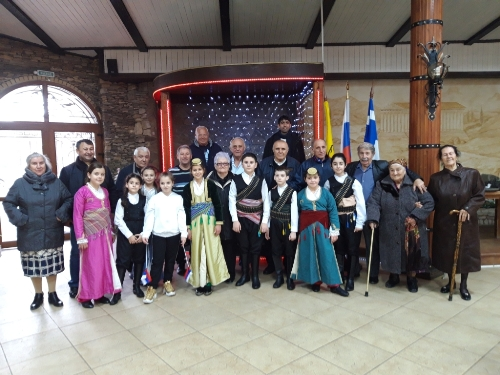 День Понтийской кухни прошел в селе Витязево