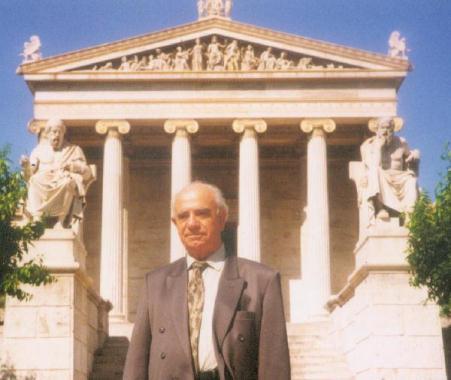 Памяти великого Грека и Гражданина - философа Феохариса Кессиди