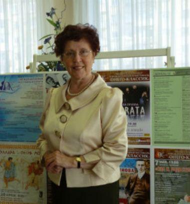 С юбилеем, Татьяна Николаевна!