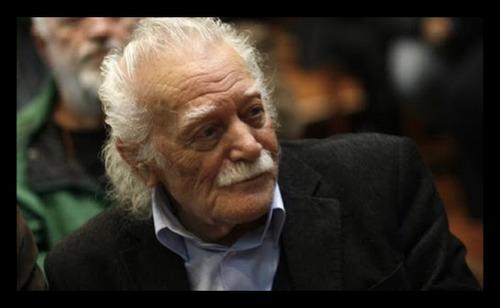 Συλλυπητήριο μήνυμα για την απώλεια του εθνικού ήρωα της Ελλάδας Μανώλη Γλέζου