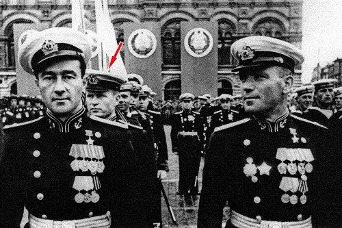 1945-2020: Парад Победы на Красной площади