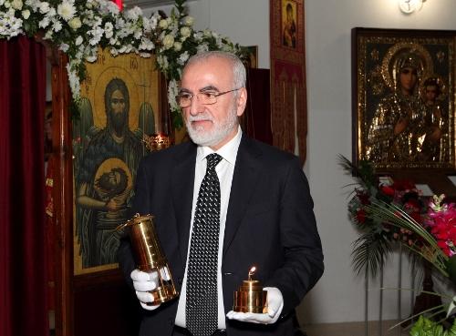 Иван Саввиди: «От всей души поздравляю вас с Днём Крещения Руси»!