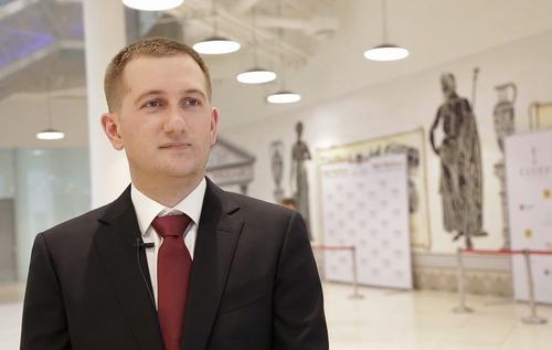 Дмитрий Ильич, с юбилеем!