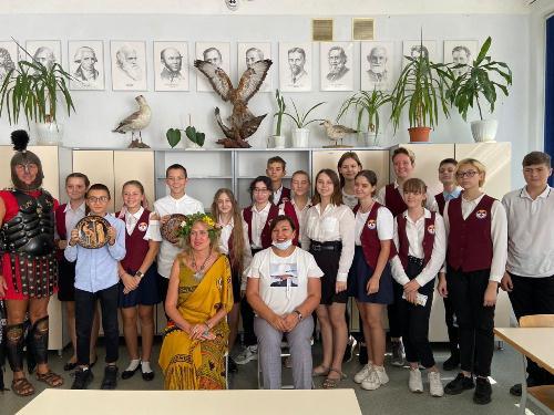 Экологические традиции и обряды народов Дона были представлены на серии видеоконференций для школьников Ростова-на-Дону