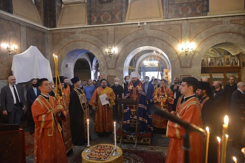 Память как причащение души: в Москве отслужили панихиду по жертвам геноцида греков Понта