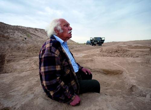 Книга-памятник археологу Виктору Сарианиди