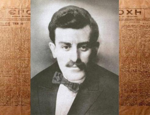 Памятник издателю и журналисту из Трапезунда Никосу Капетанидису откроют в сентябре в Салониках