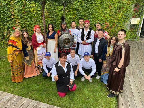 В Ростове-на-Дону прошёл фестиваль греческой культуры