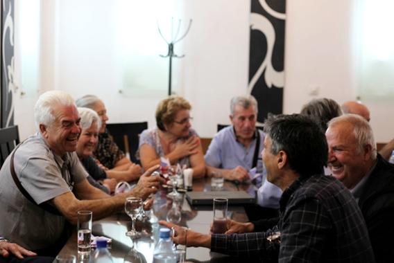 Москва – Сидней: встреча соотечественников
