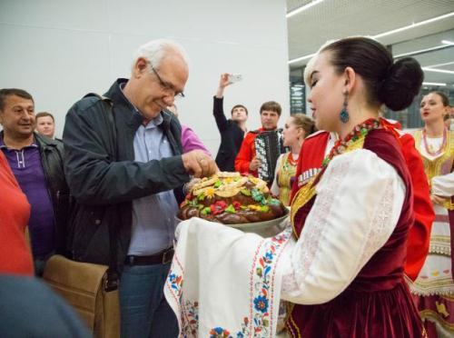 Побратимство как результат народной дипломатии: делегация Ларисы посетила причерноморскую Анапу