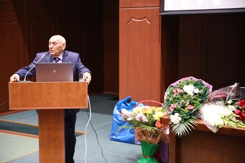 Сегодня исполняется 90 лет Георгию Ивановичу Ксандопуло!