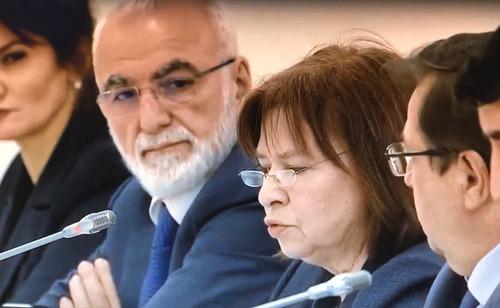 Иван Саввиди принял участие в заседании Совета по межнациональным отношениям