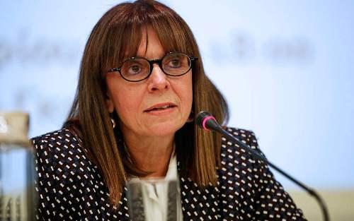 Женщина стала Президентом Греции впервые в истории страны
