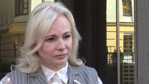 Ольга Ковитиди сравнила передачу собора Святой Софии под мечеть с разрушением Пальмиры в Сирии