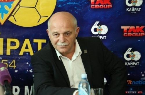 Легендарный футболист Евстафий Пехлеваниди отметил 60-летний юбилей