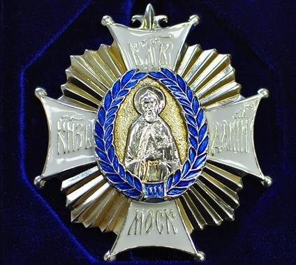 Высокой награды Русской Православной Церкви удостоен строитель и меценат из Ессентуков Павел Алексов