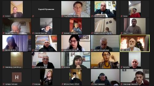 Отчетно-выборный съезд ФНКА греков России состоялся!