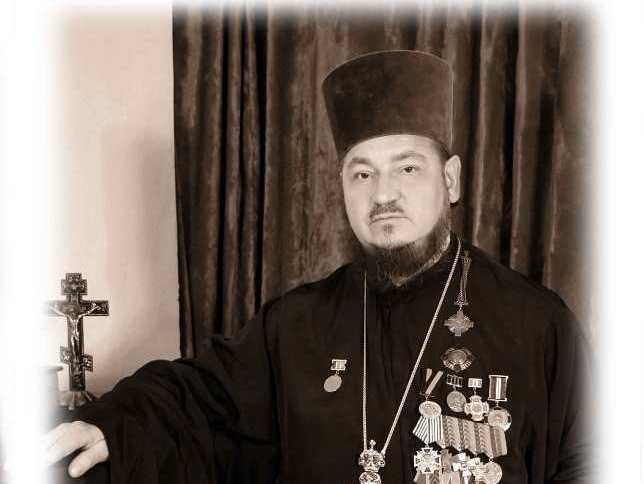 Протоиерей Олег Добринский-Григориадис: «Молитвенно желаю вам, дорогие мои, непоколебимой веры, жизни во Христе и стояния в правде Божией»
