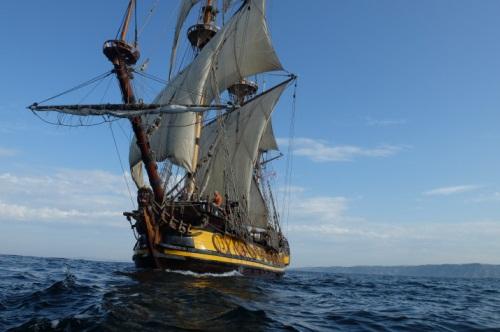 Αύριο στο λιμάνι του Πειραιά ξεκινά η διεθνής αποστολή «Φλόγα του Τσέσμε»