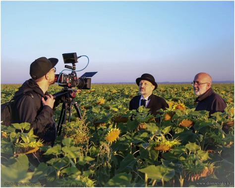 Новый фильм о Достоевском: поэтическая картина с элементами детектива