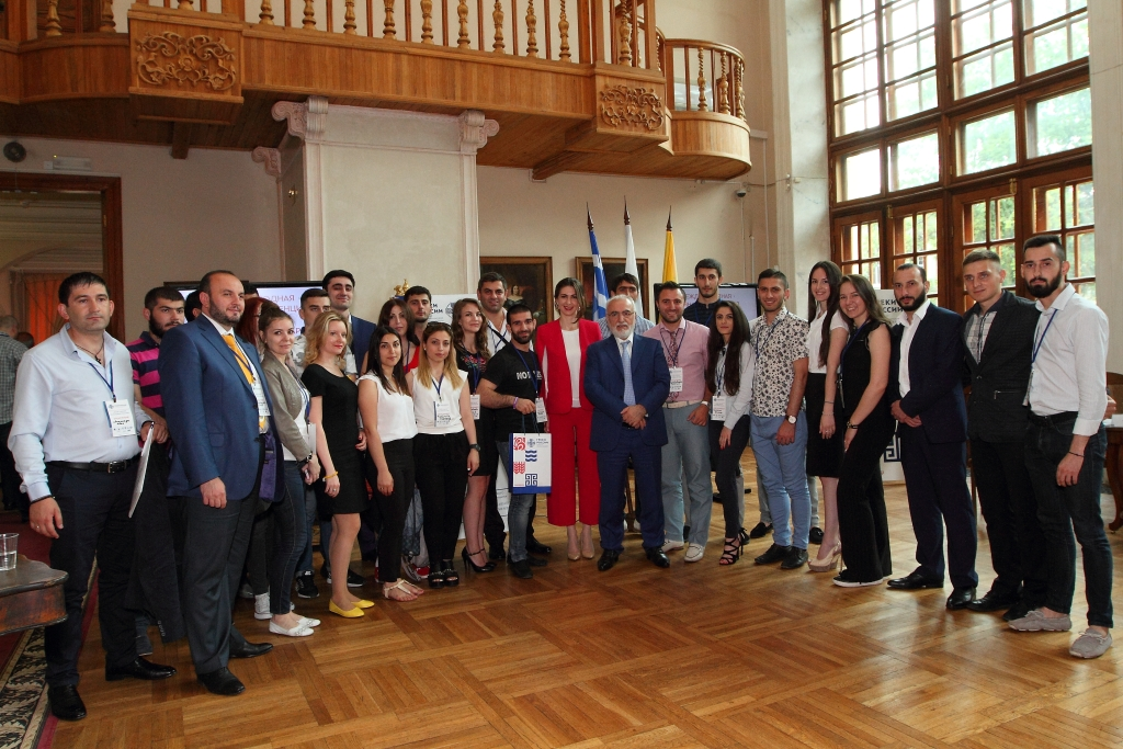Διεθνές Επιστημονικό Συνέδριο «Ο ρόλος των Ελλήνων στην ιστορία της Ρωσίας», Ταγκανρόγκ, 10 Ιουνίου 2017