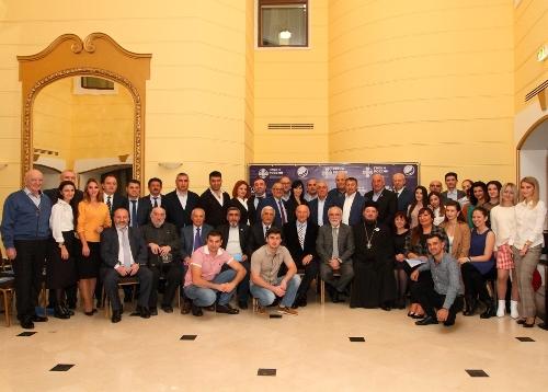 Διευρυμένη συνεδρίαση του Συμβουλίου της Ομοσπονδίας Ελληνικών Κοινοτήτων Ρωσίας, Αγία Πετρούπολη, 17 Νοεμβρίου 2018